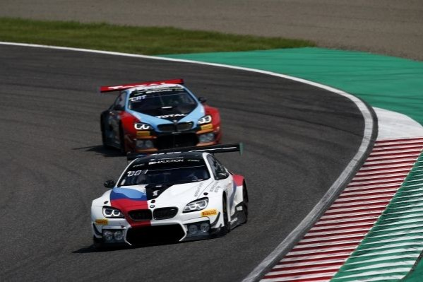 THREE BMW M6 GT3 TO CONTEST THE 9 HOURS OF KYALAMI