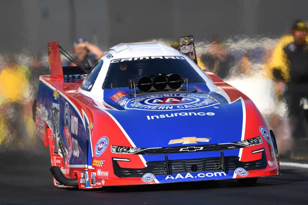 Funny Car - Robert Hight - Auto Club NHRA Finals