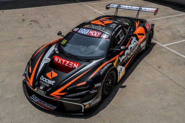 EXPERIENCE LEADS THE BATHURST 12 HOUR SILVER CAR ENTRY FOR 59RACING & McLAREN_5e26b5b5a0b9f.jpeg