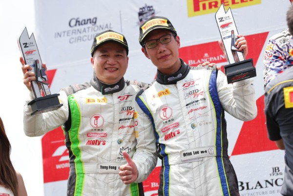 GTO RACING WITH TTR CONFIRM GT WORLD CHALLENGE ASIA MERCEDES-AMG GT4 ENTRY FOR LEE AND FONG