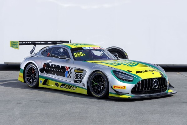 MERCEDES-AMG CONFIRMS INTERCONTINENTAL GT CHALLENGE ENTRY