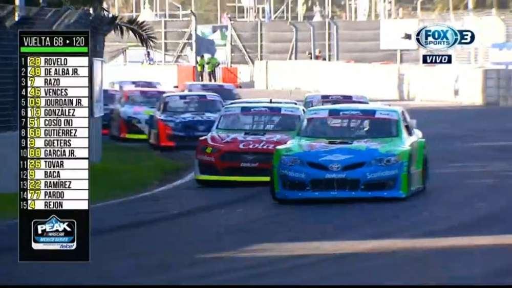 NASCAR PEAK Mexico Series 2019. Autódromo Hermanos Rodríguez. Full Race_5e33a4cfefc2e.jpeg