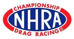 NHRA logo