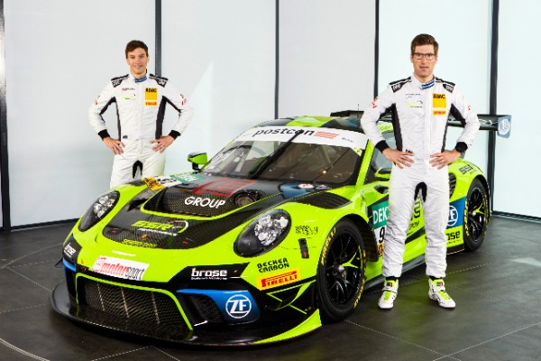 SSR PERFORMANCE ALL SET FOR FIRST SEASON IN THE ADAC GT MASTERS