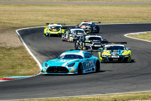 MERCEDES DUO OF STOLZ AND ENGEL WIN THRILLING ADAC GT MASTERS SEASON OPENER