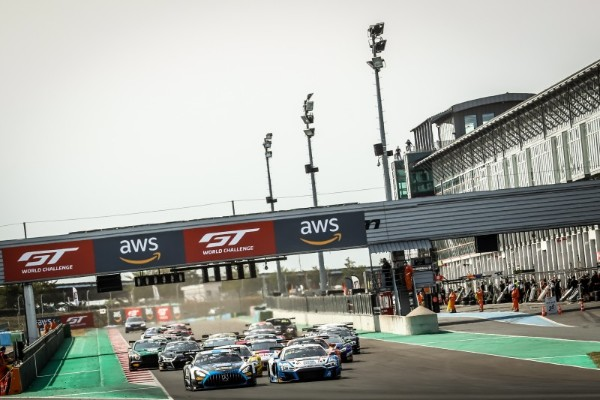 GT WORLD CHALLENGE EUROPE MAGNY-COURS WEEKEND ROUNDUP
