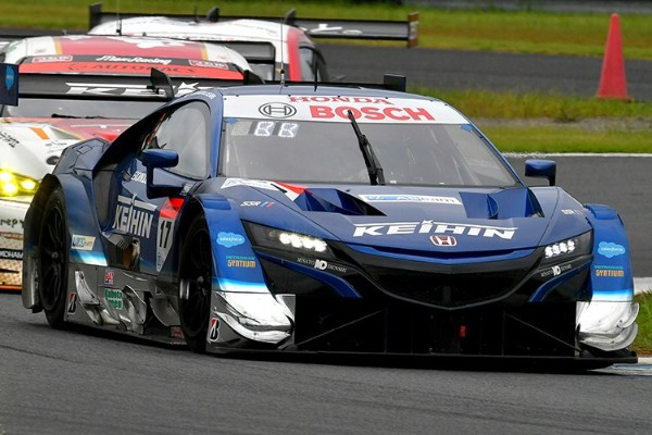 THE KEIHIN NSX-GT TAKES ITS SECOND WIN OF THE SUPER GT SEASON