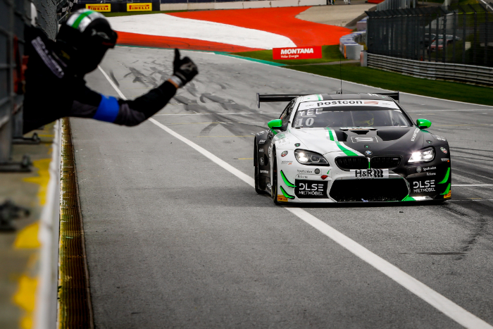 HENRIC SKOOG AND NICK YELLOLY IN FIRST WIN OF THE ADAC GT MASTERS SEASON FOR BMW