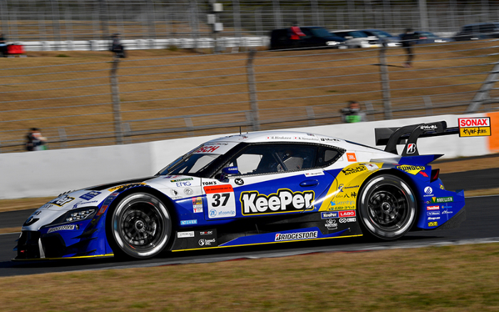 KEEPER TOM'S GR SUPRA TAKES SUPER GT POLE POSITION AT FUJI_5fc2638cbcb47.jpeg