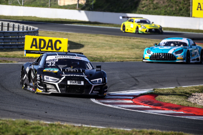 TEAM WRT LINES UP IN THE ADAC GT MASTERS AGAIN IN 2021