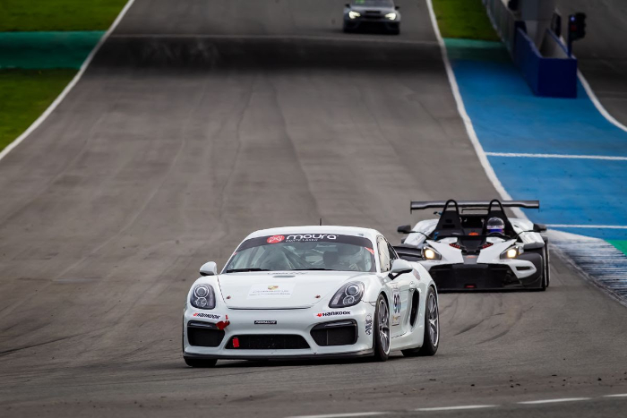 THIRTY SPANISH TEAMS JOIN GT WINTER SERIES AND GT4 SOUTH IN PORTIMAO