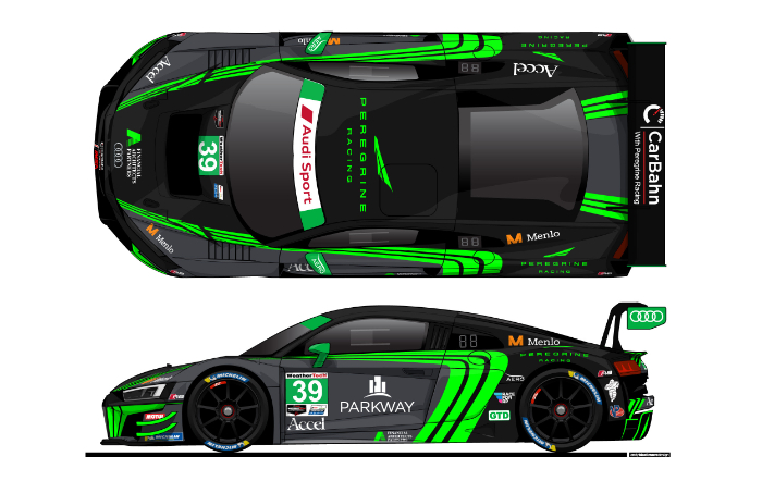 CARBAHN WITH PEREGRINE RACING COMMIT TO FULL IMSA WEATHERTECH SPRINT CUP SEASON