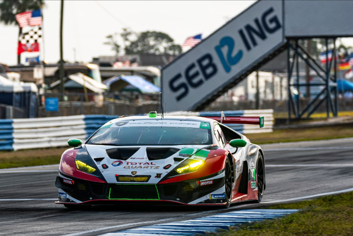 PAUL MILLER RACING SEEKING SECOND SEBRING WIN