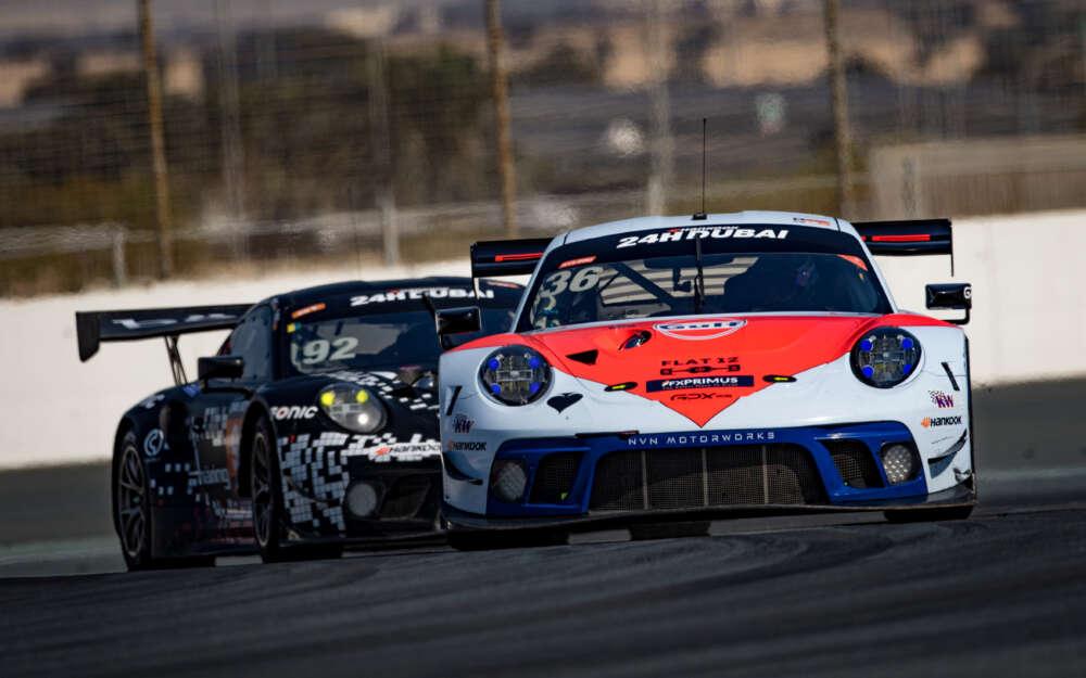 GPX Racing takes home win at the 2021 Hankook 24H DUBAI