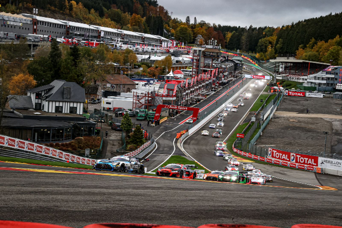 2021 INTERCONTINENTAL GT CHALLENGE SEASON TO COMPRISE OF THREEROUNDS