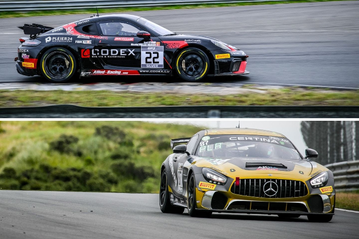 ALLIED RACING PORSCHE AND AKKA ASP MERCEDES-AMG TO LEAD GT4 EUROPEAN SERIES ZANDVOORT RACES FROM POLEPOSITION_60ce3c2389640.jpeg