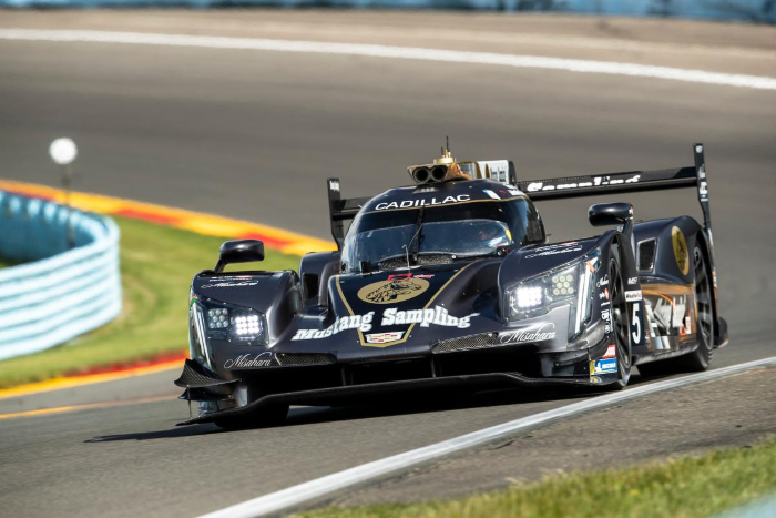 CADILLAC RACING LOOKING FOR MORE IN GLENSEQUEL