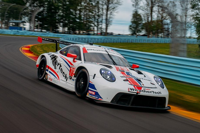 WEATHERTECH RACING READY FOR GT ONLY LIMEROCK